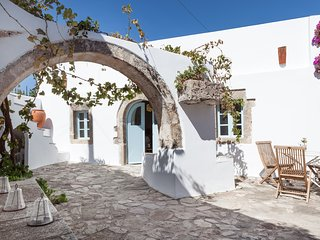 Magical centuries-old house 3 bedrooms - sleeps 6 - Mylopotamos vacation rentals