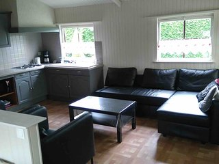 chalet en bois le loodick veld - Looberghe vacation rentals