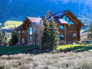 Shangri-La Luxury Log Home , Crested Butte, Co.  5 - Crested Butte vacation rentals