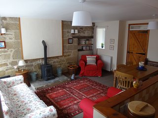 Cottage with access to spa and pool near Alnwick - Powburn vacation rentals