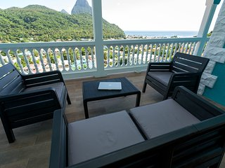 Sapphire Apartment 2 - NEW! Close to EVERYTHING! - Soufriere vacation rentals
