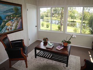 Lily Pad, Luxurious and Peaceful Lakefront Home, WIFI, Flat Screens, Sleeps 8 - Saint Augustine vacation rentals