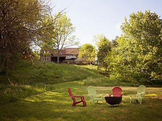 River Bluff Farm - Rustic Elegance - Quicksburg vacation rentals