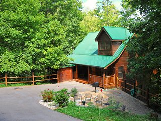 Unplug from the Outside World, Relax and rejuvenate at Brigadoon IV - Gatlinburg vacation rentals