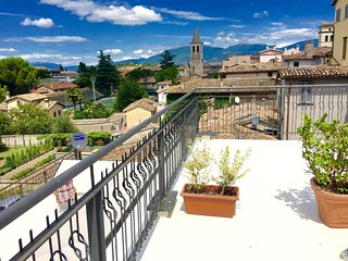 CASA NOBILE - car NOT necessary/Spoleto centre - Spoleto vacation rentals