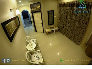 Wan's Beach Guesthouse, Dungun - Paka vacation rentals