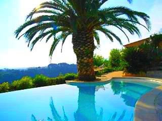 Jolie Studio 35mq FRANCY  vue mer terrasse indép. - Cagnes-sur-Mer vacation rentals