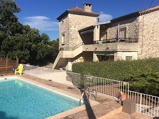 5 bedroom House with A/C in Salavas - Salavas vacation rentals