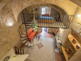 Unique Artsy Loft :) ((website: hidden)) - Valletta vacation rentals