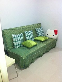 Fully Furnished 1BR for rent Beside SM North Edsa - Quezon City vacation rentals