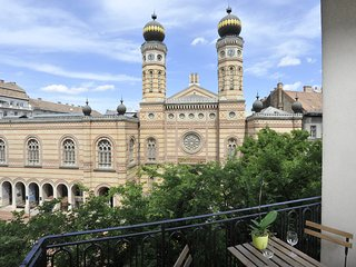 Synagogue Dream Home in The Center - Budapest vacation rentals