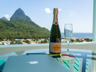 Sapphire Apartment 1- NEW! Close to EVERYTHING! - Soufriere vacation rentals