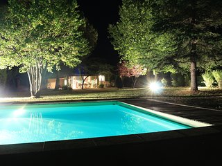 Maison 10 pers. Luberon + grande piscine + 7000m² - Saint-Martin-de-Castillon vacation rentals