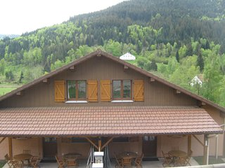 Bright 6 bedroom Ventron Chalet with Internet Access - Ventron vacation rentals