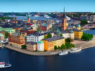 2 Room Old Town Apartment - Stockholm vacation rentals
