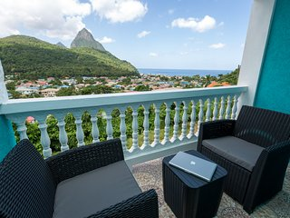 Sapphire Apartment 4 - NEW! Close to EVERYTHING! - Soufriere vacation rentals