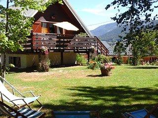 Chalet cosy proche Villard de Lans avec jardin - Lans-en-Vercors vacation rentals