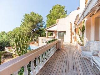 Villa Grandeza amazing villa nice area - Peguera vacation rentals