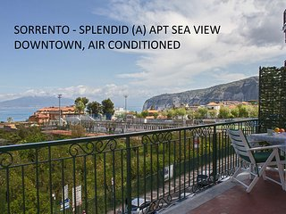 amazing apt seaview downtown freeWiFi for 6 people - Sorrento vacation rentals