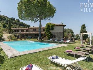 8 bedroom Villa with Internet Access in Todi - Todi vacation rentals