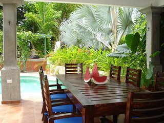 Beautiful 3 bedroom Los Cabonos House with A/C - Los Cabonos vacation rentals