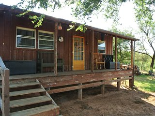 Rustic Texas Retreat on the Red River - Vernon vacation rentals