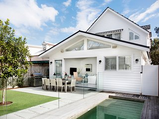 Sophisticated Hamptons style home Bronte Beach - Bronte vacation rentals