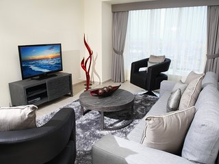 Full beach views from luxury 2br - Dubai Marina vacation rentals
