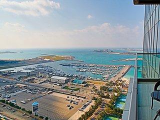 2708, Ocean Heights - Dubai Marina vacation rentals