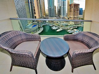 1706, Iris Blue - Dubai Marina vacation rentals
