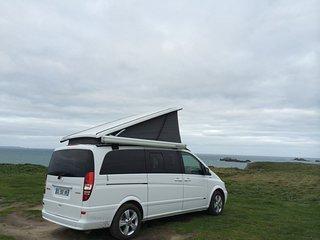 KELTIC VAN, Location vans et fourgons aménagés - Plougonven vacation rentals