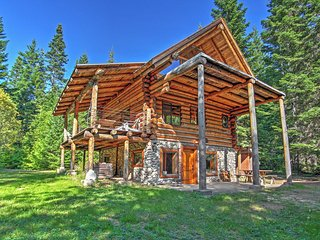 2BR Easton Cabin - 1+ Hour from Seattle! - Easton vacation rentals