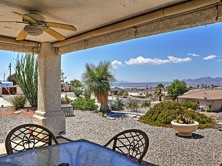 Stunning 3BR + Den Lake Havasu City House - Lake Havasu City vacation rentals