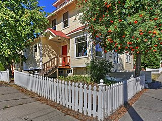 NEW! Stunning 4BR Historic Roslyn House w/Wifi - Roslyn vacation rentals
