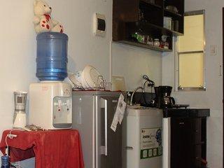 Beautiful, safe cosy studio condominium apartment - Mandaue vacation rentals