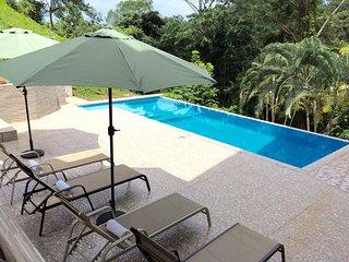 Beautiful Villa with Internet Access and A/C - Manuel Antonio National Park vacation rentals