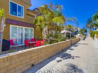 BELMONT BEACH HOUSE - Pacific Beach vacation rentals