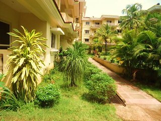 Seaside Value for money fully loaded 2 bhk ! - Varca vacation rentals