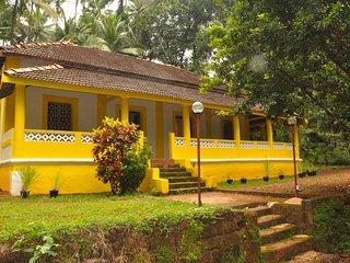 3 Bedroom Goan Portuguese Villa near Galgibag & Polem beaches - Patnem vacation rentals