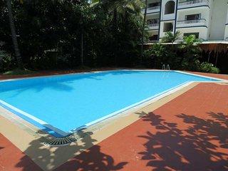 Studio19 North Goa w/terrace /Pool/Free Wi-Fi Wireless Internet - Goa Velha vacation rentals