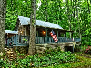 Nice Cottage with A/C and Television - Whittier vacation rentals