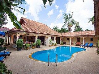 Majestic Asian 5 bed villa at Rawai - Kata vacation rentals