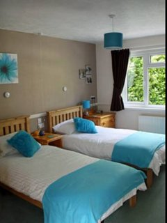 Cottage Court Hotel -  RM 2&3 TWIN BED - Tenby vacation rentals