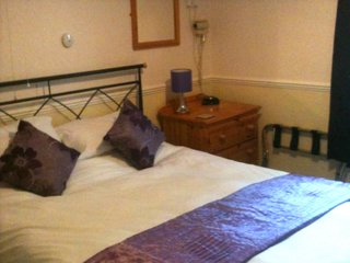 Cottage Court Hotel -  RM 6 & 7  Double Bed - Tenby vacation rentals