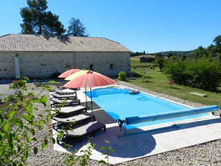 Nice Barn with Internet Access and Television - Bourran vacation rentals