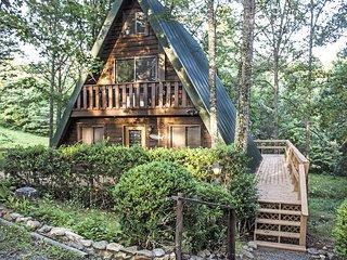 Beautiful 3 bedroom Cabin in Murphy - Murphy vacation rentals