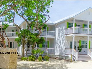 Key Lime Villa 1, Beautiful, new Islamorada, FL - Matecumbe Key vacation rentals