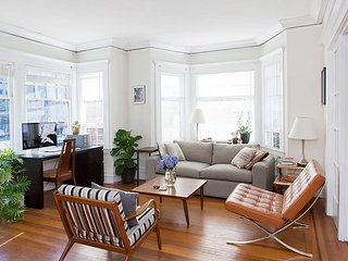 Bright Cole Valley 1BR Victorian - San Francisco vacation rentals