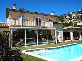 4 bedroom Villa in Nice, Cote d'Azur, France : ref 2250674 - Falicon vacation rentals