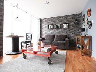 Comfortable Apartment by Paseo de la Reforma - Mexico City vacation rentals